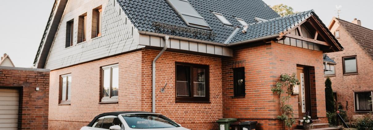 Immobilie für eine Familie