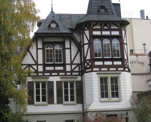 Geerbtes Haus ist zu groß